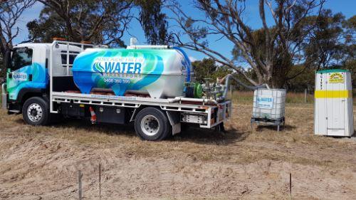 bulk water supplier
