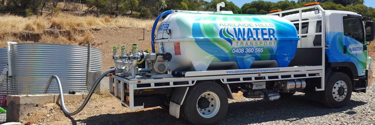 domestic water cartage